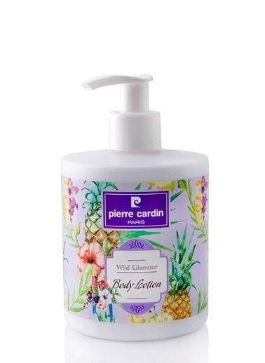 Pierre Cardin Çiçek ve Meyve  Aromalı Besleyici - Nemlendirici Vücut Losyonu - 350 ML Renksiz